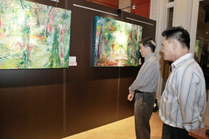 Guests and Art 3