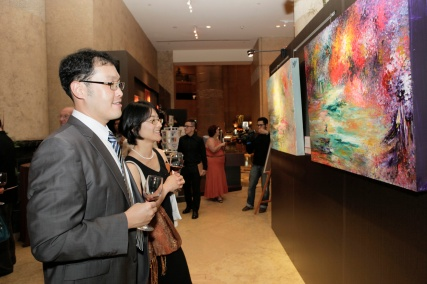 Guests and Art