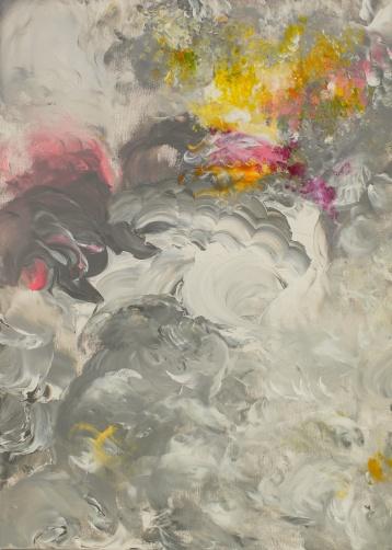 Adeline Yeo_Convergence, Scented Love_50cm x 70cm