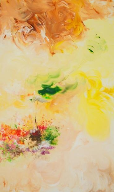 Adeline Yeo_Rebirth, Scented Love_60cm x 100cm