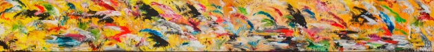 Adeline Yeo_Signature, Scented Love_250cm x 30cm
