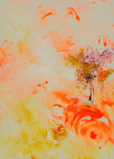 Adeline Yeo_Splendour, Scented Love_50cm x 70cm
