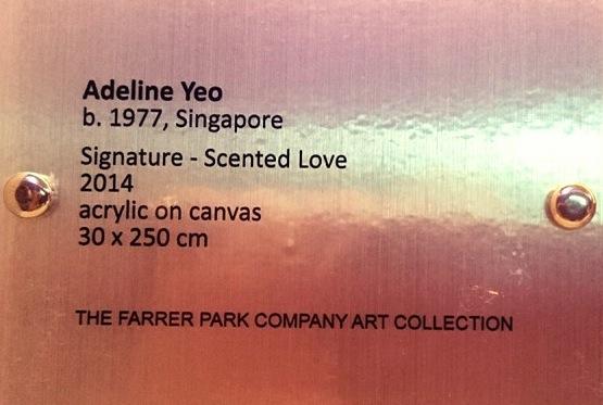 Signature Plaque